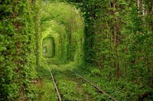 tunel de l'amour Ukraine